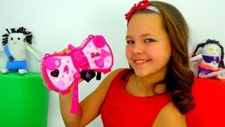 Волшебная сумочка Барби. Видео для девочек