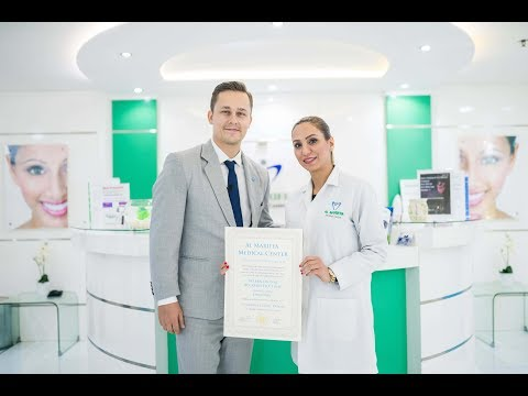 Al Mariffa Medical Center in the UAE - GCR™ Internationally Accredited
