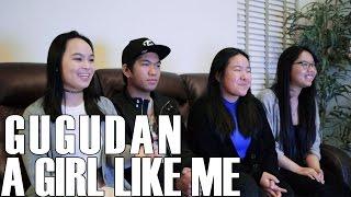 gugudan 구구단 a girl like me reaction video