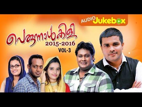 Perunnal Pattukal | Perunnalkili 2015-2016 Vol-3 | Malayalam Mappila Songs | Audio Jukebox