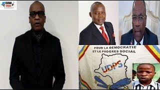 5 Minutes avec César NGADI 23/2/19 : Base ya UDPS etombokeli SHE OKITUNDU na KAMERHE. Masolo Ebandi
