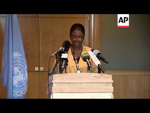 UN humanitarian chief appeals for more funding for aid operation
