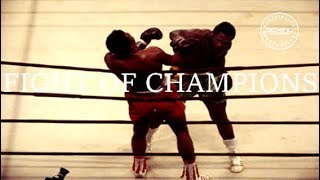 Fight Of Undefeated Champions ᴴᴰ  - Muhammad Ali vs Joe Fraizer