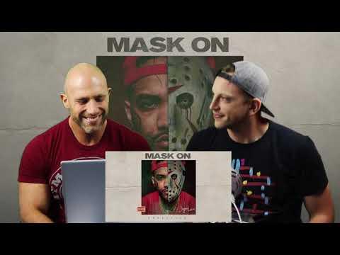 Joyner Lucas - Mask Off (Remix) METALHEAD REACTION TO HIP HOP!!!