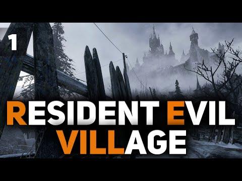 Resident Evil: Village ☀ Полное прохождение ☀ Часть 1