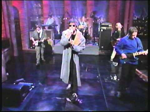 Echo & The Bunnymen on David Letterman Show