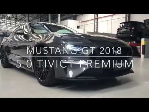 FORD MUSTANG GT 5.0 V8 [BLINDAGEM HI TECH PREMIUM NÍVEL III-A]