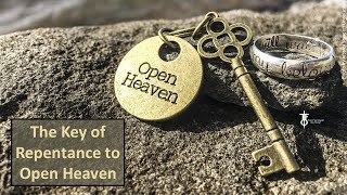 The Key of Repentance to Open Heaven - Daphne Swilling. The Flight Deck