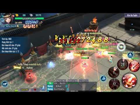 Nam Hà ATM Game mobile - Nam Hà solo VS Lưu Bang ( LC 12tr ) kaka 21/5/2018