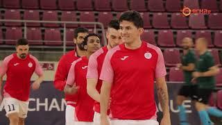 Ясно о мини футболе 17 Витэн покидает Лигу Чемпионов ВРЗ и Столица снова выясняют отношения