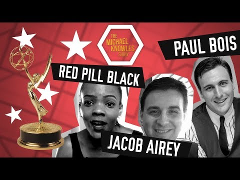 EVERYTHING IS WORSE ON TV | ft. Red Pill Black, Paul Bois, Jacob Airey Ep. 28