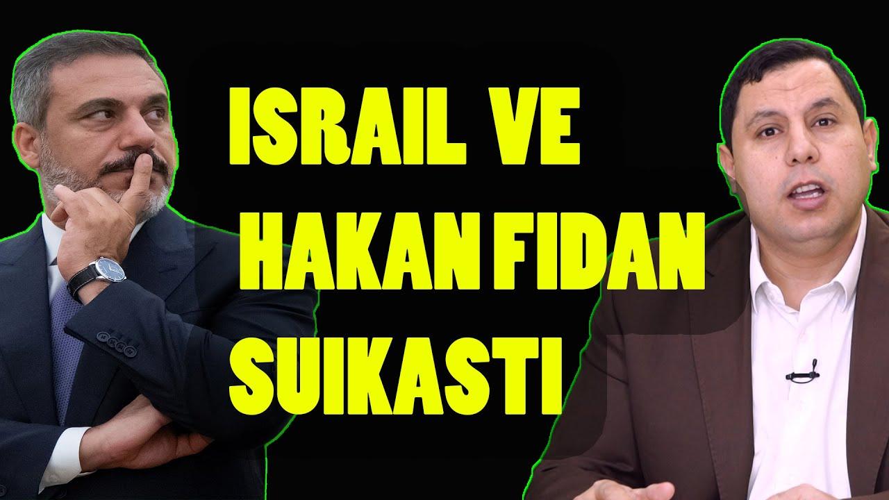 Hakan Fidan'a suikast operasyonu uzun süredir devam ediyor