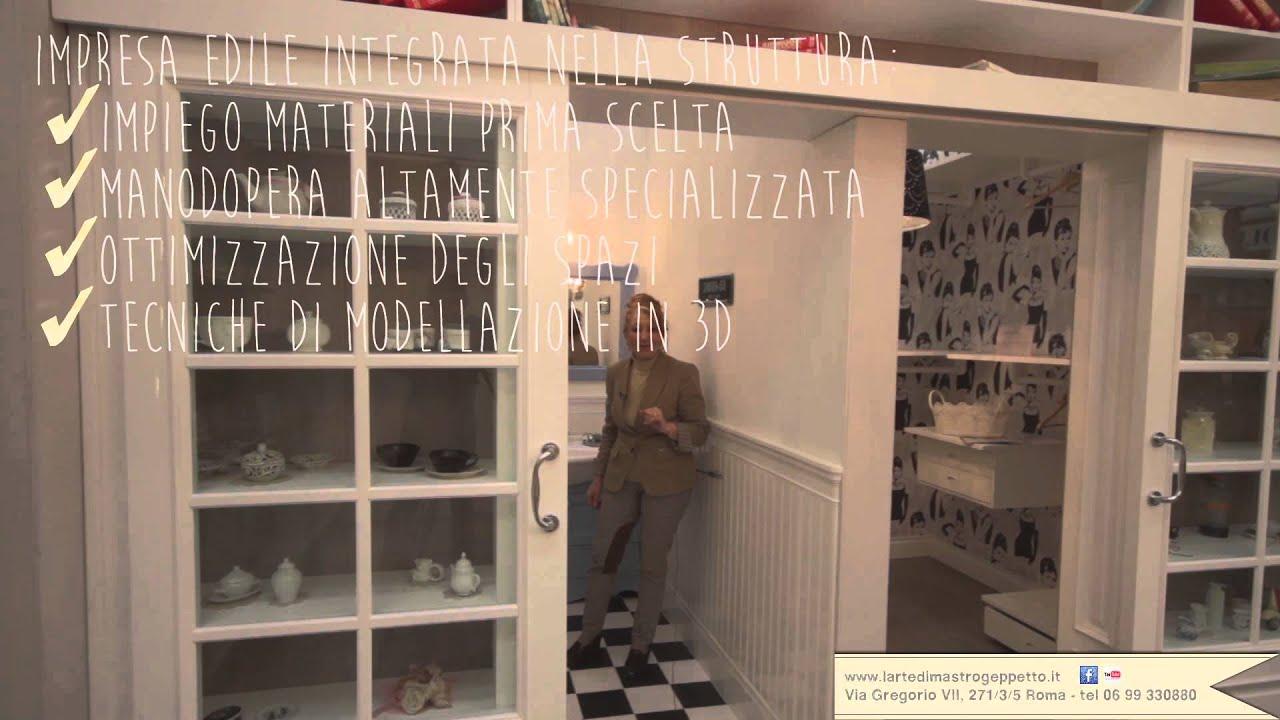 Parete attrezzata cabina armadio progetto bagno for Armadio bagno ikea