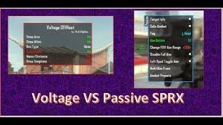 [HvH/BO2] Passive SPRX vs Voltage SPRX Non-Host Duel!