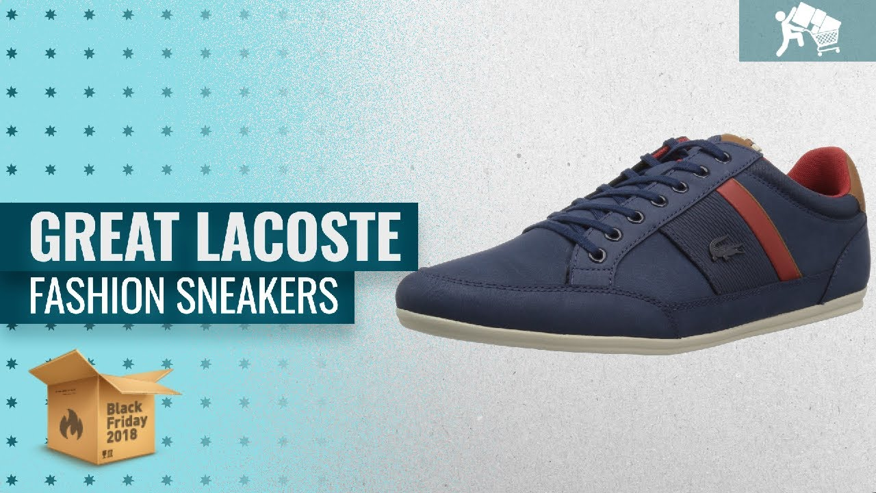 9d1b81201e603a Save Big On Lacoste Fashion Sneakers Black Friday   Cyber Monday ...