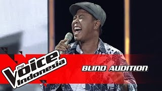 Bob - Mustang Sally | Blind Auditions | The Voice Indonesia GTV 2018