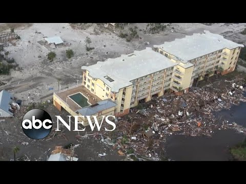 Death toll rises as devastation from Hurricane Michael mounts