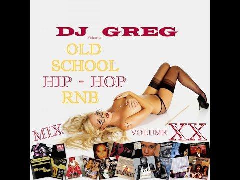 ✅  OLD SCHOOL RNB HIP-HOP MIX 90's VOL.20
