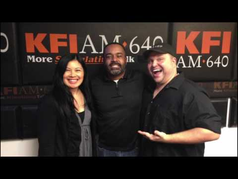 TIM CHIZMAR on KFI AM 640