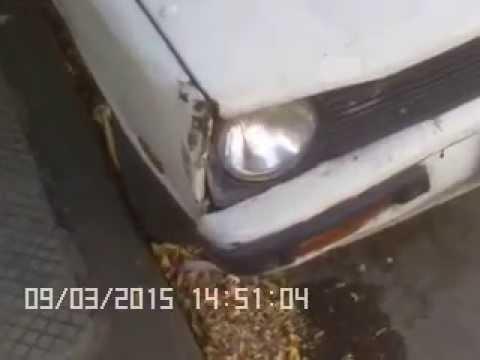 1978 Subaru Rex 600 blanco viejo en Santiago Chile