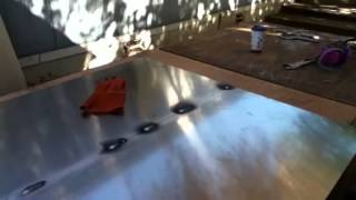 Part One Mini Jet Boat Build