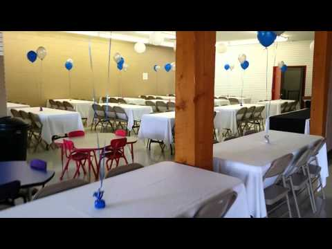 Reservation Party Rental Party Hall