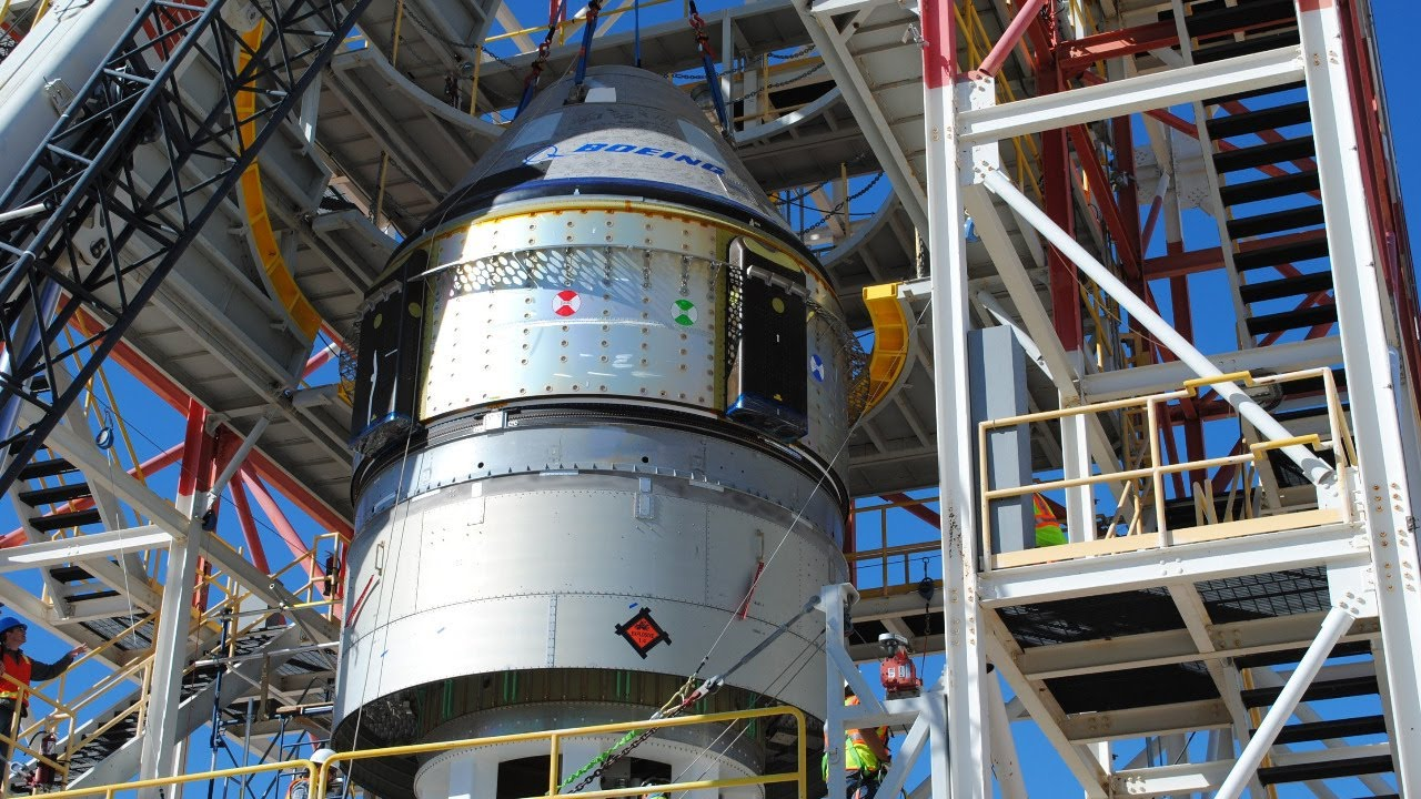 Boeing's Starliner encounters a problem: Spacecraft is not in proper ...