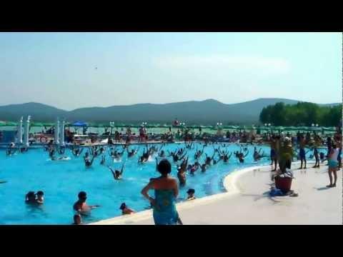 Duni Royal Resort 2012 Pool Dance