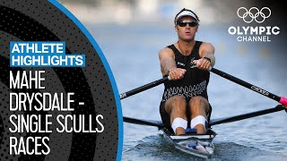 All Mahe Drysdale 🇳🇿 Olympic Medal Rowing Races | Athlete Highlights