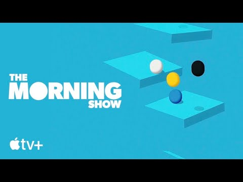 The Morning Show — Main Title Sequence | Apple TV+