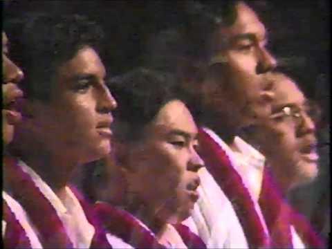 1997 Kamehameha Schools Song Contest Senior Men