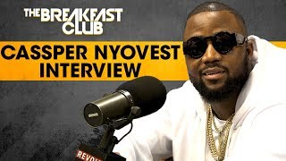 Cassper Nyovest Talks African Hip-Hop, Kanye West's Stealing His Stage Show, His New Album & More