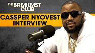 Cassper Nyovest Talks African Hip-Hop, Kanye West