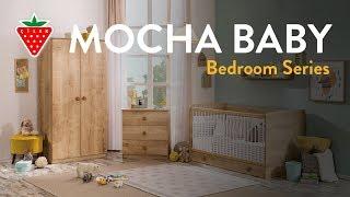 Cilek Mocha Baby Bedroom Series