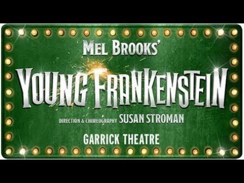 Mel Brooks' Young Frankenstein - review