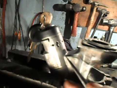 cilindro de llave jetta mk6