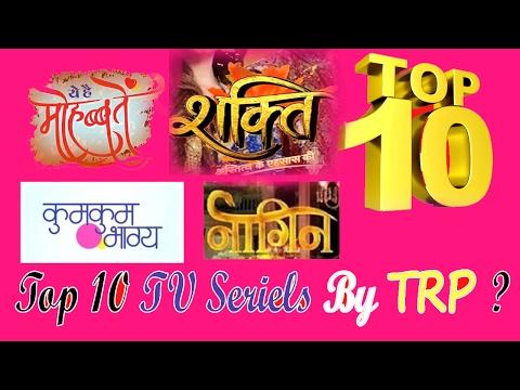 TOP 10 TV SERIALS BY TRP JANUARY-2017 [WEEK 4]