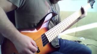 one man army   pro pain bass cover   mtd kingston saratoga 5