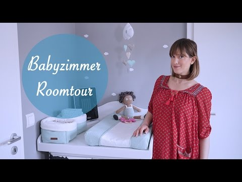 Babyzimmer Roomtour - Wickelkommode Selber Gemacht- Isi And Mum Life