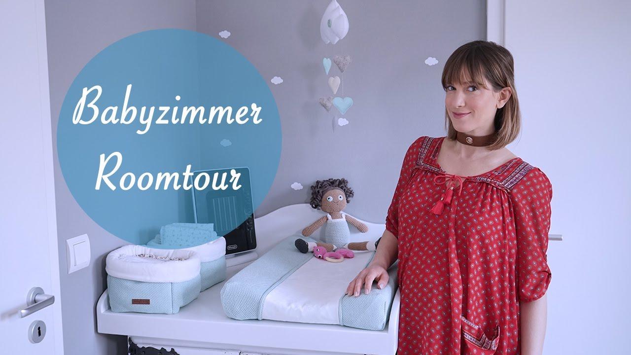 Babyzimmer Roomtour  Wickelkommode Selber Gemacht Isi