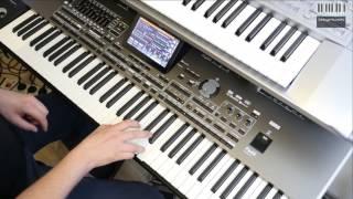 Marina (Latin Organ Version) - Schlagerburschi Korg PA4x
