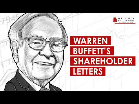 TIP042: Warren Buffett's Berkshire Hathaway Shareholder Letters