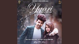 Gambar cover Yaari (feat. Avneet Kaur)