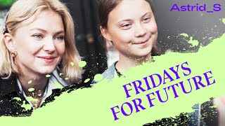 Fridays For Future  In Stockholm with Greta Thunberg