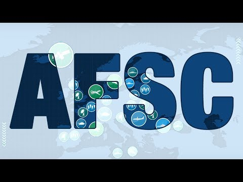 NATO Alliance Future Surveillance and Control (AFSC) - animation