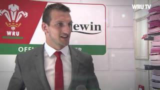 WRU partner with TM Lewin | WRU TV