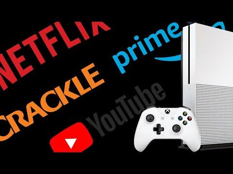 XBOX ONE  Como instalar o YOU TUBE, NETFLIX e CRACKLE Para Iniciantes