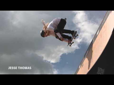 NASS 2017 Skate Pro Vert Final Highlights