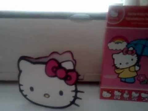Hello Kitty Birthday Invitations - YouTube