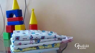 Первые и необходимые вещи для новорожденного ребенка